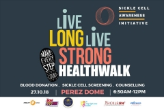 Sickle Cell Awareness Initiative 2018
